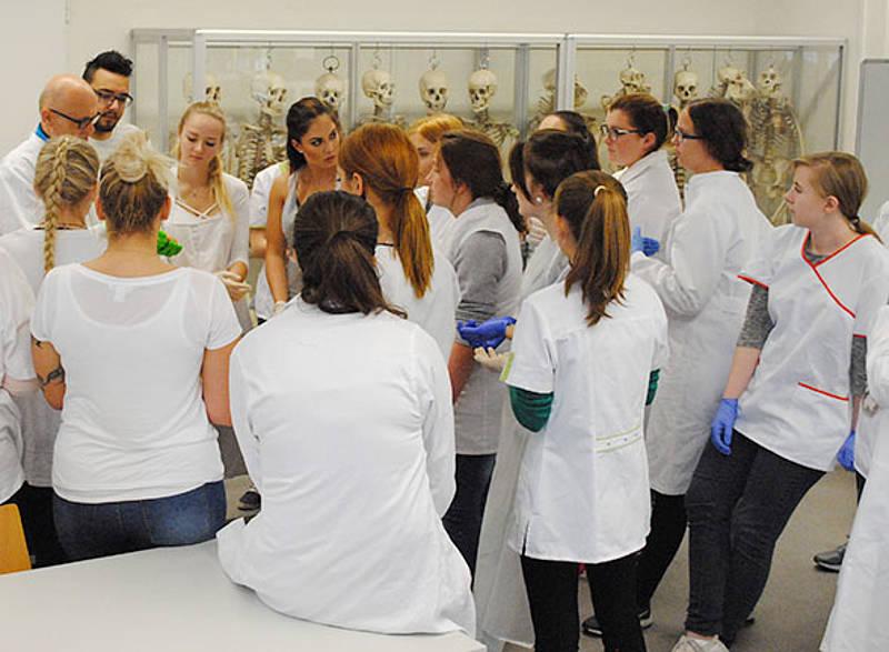 Führungen - Institut für Anatomie und Zellbiologie